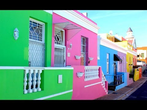Bo-Kaap: The Love Cape Town Neighbourhoods Series