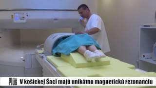 Magnetická rezonancia v Šaci
