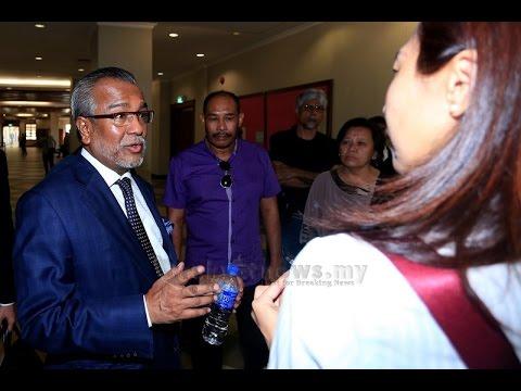 Anwar Masih Kecewa - Shafee Abdullah