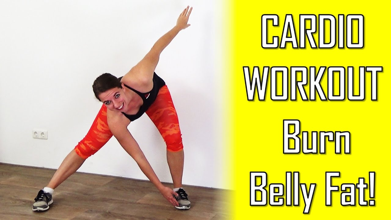 best workout to lose belly fat at home