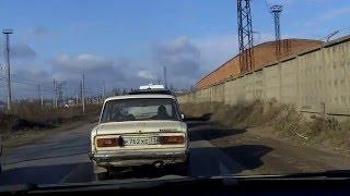 Тула - Алексин / Tula - Aleksin 01/11/2014 (timelapse 4x)