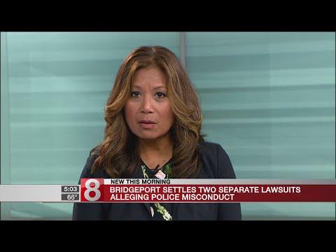 Bridgeport settles lawsuits alleging police misconduct