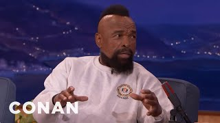 "Mr. T On The Biblical Origins Of ""I Pity The Fool""  - CONAN on TBS"