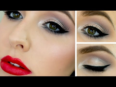 Taylor Swift 'Blank Space' Inspired Makeup Tutorial | HOW TO PERFECT WINGED LINER
