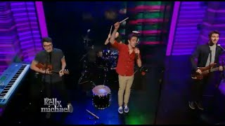 AJR - Infinity AJR live Preformance Live! With Kelly and Michael AJR Interview AJR Infinity