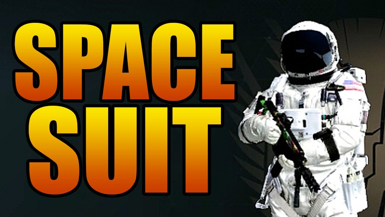 Astronaut Suit in COD Ghosts Multiplayer New DLC
