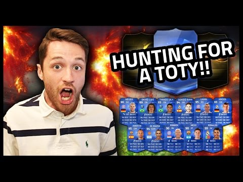 MY BEST TOTY PACKS! - FIFA 15 ULTIMATE TEAM PACK OPENING