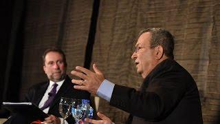 A Candid Conversation with Ehud Barak