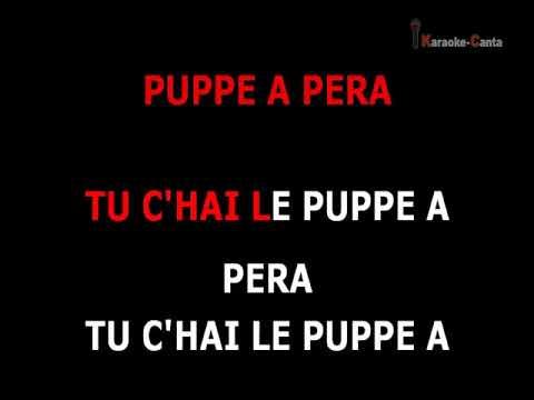 Francesco Nuti - Puppe A Pera (Video demo)