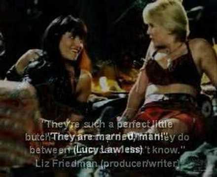 Lucy lawless lesbian from spartacus tata tota lesbian blog - 1 7