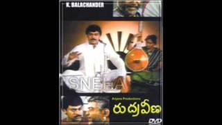 Rudra Veena - Tarali Raada.wmv