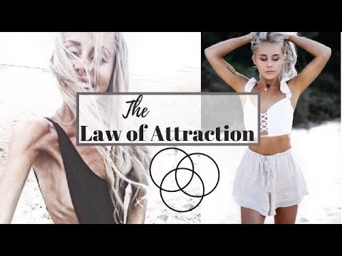 How to cure an eating disorder with The Law of Attraction