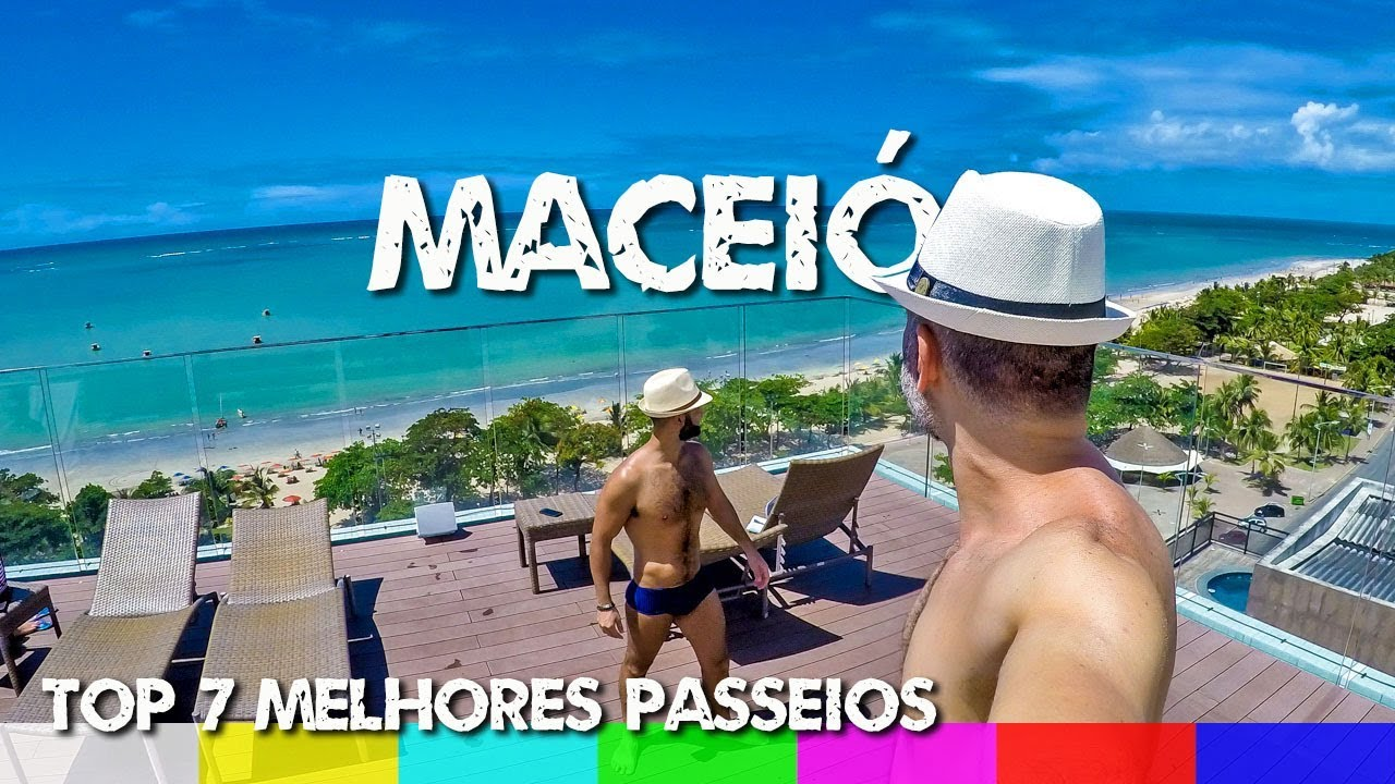 O que fazer em Maceió Alagoas - Top 7 Melhores Passeios