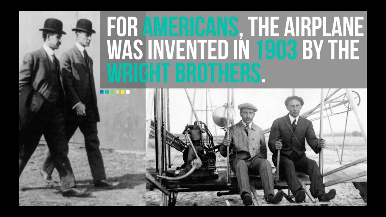 who really invented the airplane