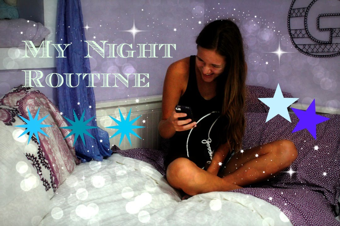 Download My Night Routine, Summer Edition!
