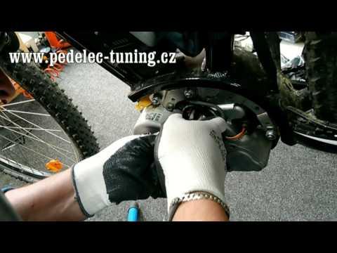 2c960eddd23 Tuning Bosch ebike real speed-Speed box 2 - YouTube