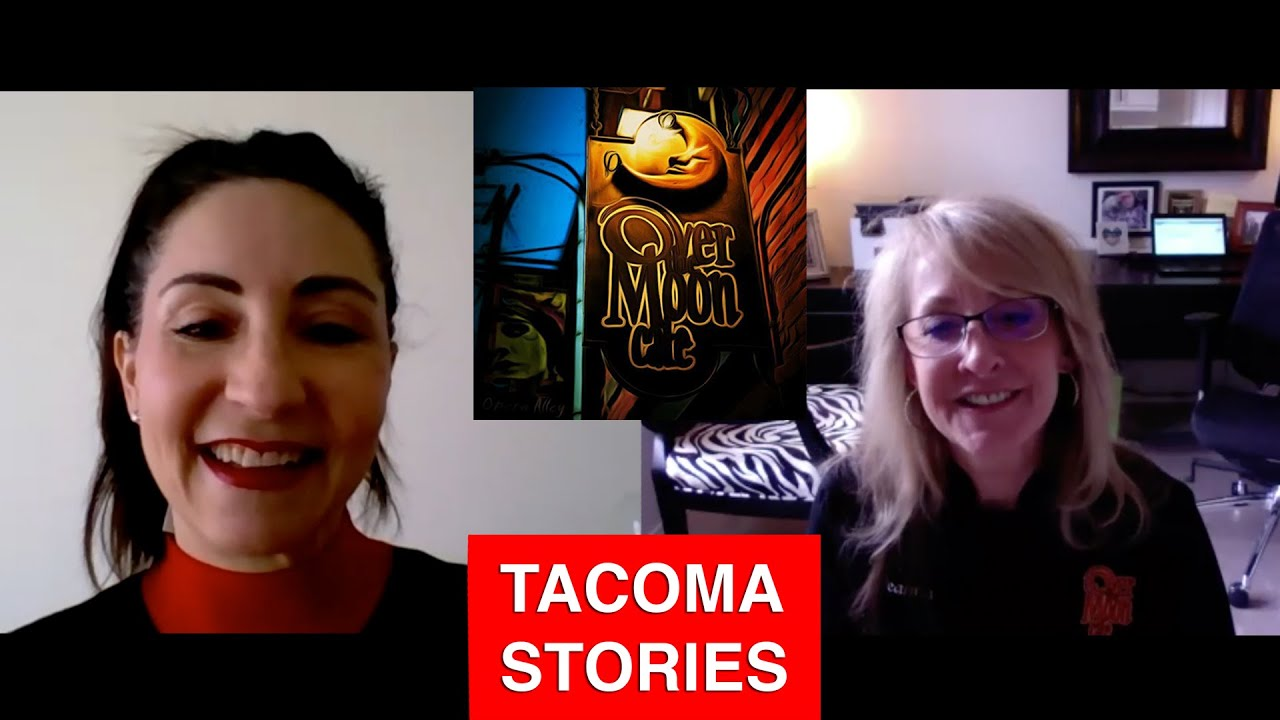 Episode 7 // Tacoma Stories | Over the Moon Cafe 🥘