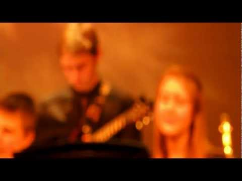 Jackson Hole High School Jazz Band Debut