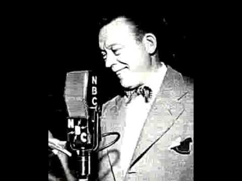 Fred Allen radio  51246 Sydney Greenstreet