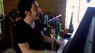 Lighters (feat. Bruno Mars) - Bad Meets Evil original acoustic cover by Matt Beilis