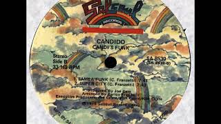 '70s Girl Group Latin Disco/Modern Jazz: Super City by Candido