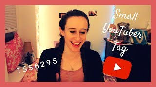 Small YouTuber Tag | tss6295