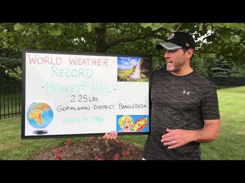 WhiteBoard Weather Wisdom-Fun Fact, World Weather Record 5