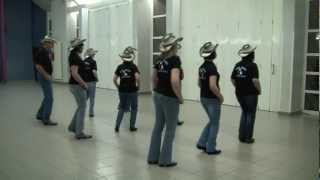 TALK IS CHEAP - NEW SPIRIT OF COUNTRY DANCE - line dance