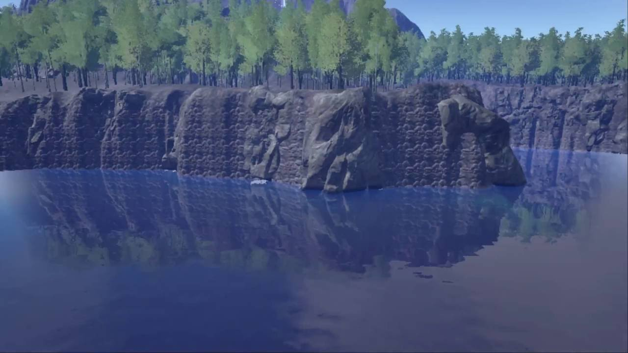 Ark Survival Evolved all Underwater caves shown Locations and Inside of  each Cave