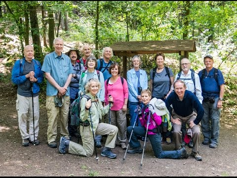 Hiking the Czech Greenways - Sierra Club Trip 2016