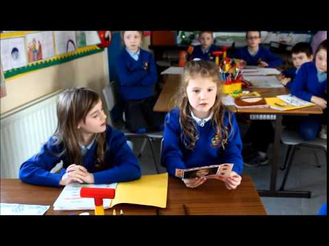 Etwinning project 'Getting to know you'