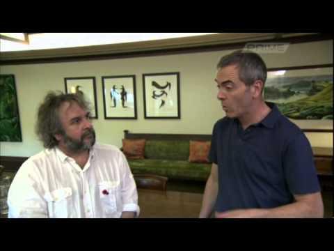 Peter Jackson talks to James Nesbitt About NZ Film Industry