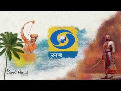 DD Sahyadri Channel Id