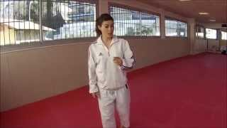 Heian Sandan - Karate Training Sonia Fiuza