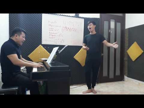 LUYỆN THI THANH NHẠC hệ đại Học nhạc viện tphcm - p1