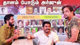 Arjun & Vijay Anthony interview
