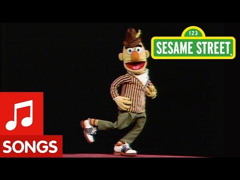 Sesame Street: Bert Dances To Doin' The Pigeon