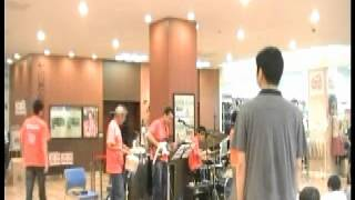 2011年08月14日 相模原市根岸「アメリアSC・ライブ」 ジャン...