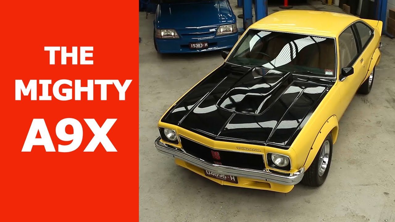 Download GM HOLDEN TORANA A9X DRIVE AND MORE! - Ron Klein Holden Collection Pt1