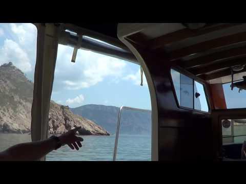 прогулка на лодке балаклава