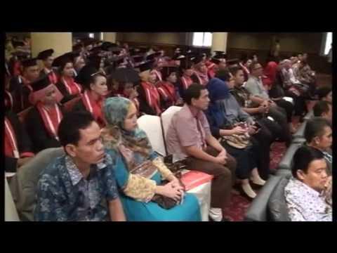 Lagu Ayah Seventeen (Cover) Wisuda Angkatan XII  Politeknik Ganesha Medan
