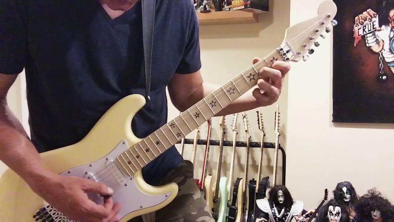 Guitar Cover Plush Stone Temple Pilots Stp Weiland Sambora