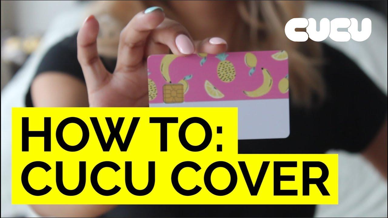 CUCU Covers: How to CUCU - YouTube