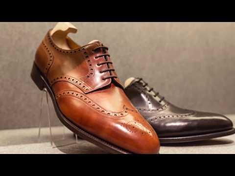 John Lobb Northampton Factory Visit - The World of Shoes