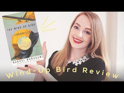 The Wind-Up Bird Chronicle by Haruki Murakami // Review 📖