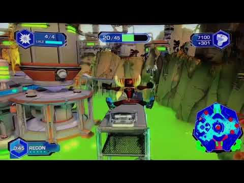 Ratchet and Clank FFA/Q Force- The Rickening
