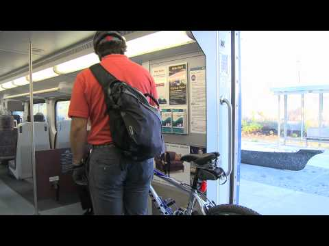 Sound Transit - How to ride with your bicycle on Sounder commuter trains