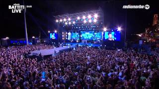 The Kolors - Battiti Live 2015 - Bari