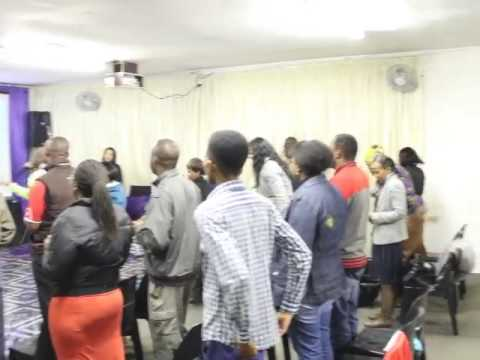 Times & Seasons sermon by Pastor Alex Sarpong in Pretoria evening service part 1
