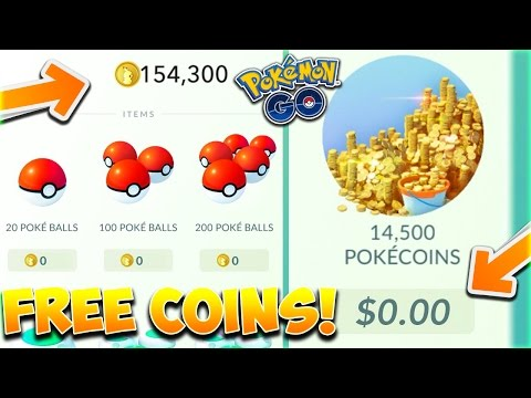 Free Pokemon Go Coins - Pokemon Go Coins Hack | Doovi